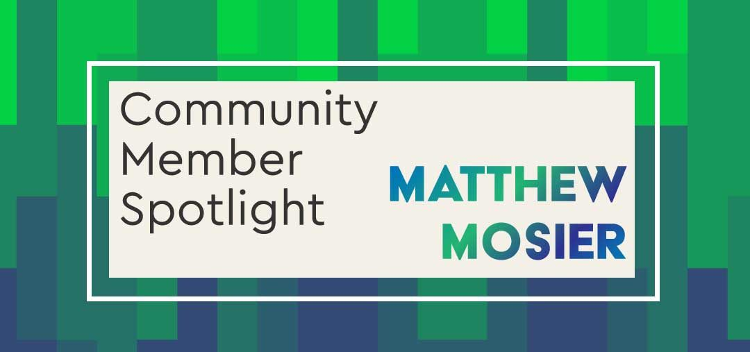 NWF Community Spotlight: Meet Matt!